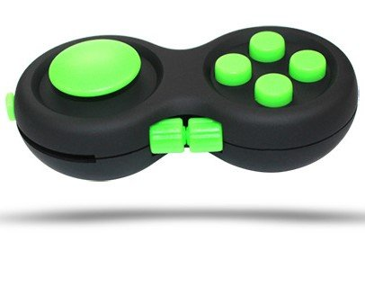 Price comparison product image guangtongDecompression Cube Four Generations Game Handle Decompression Cube Intelligence Toys Fidget Pad Decompression Handle