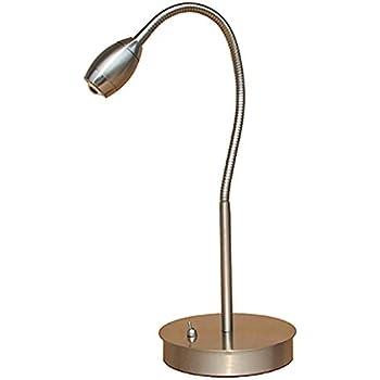Amazon Com Focused Beam Natural Light Desk Lamp Gold