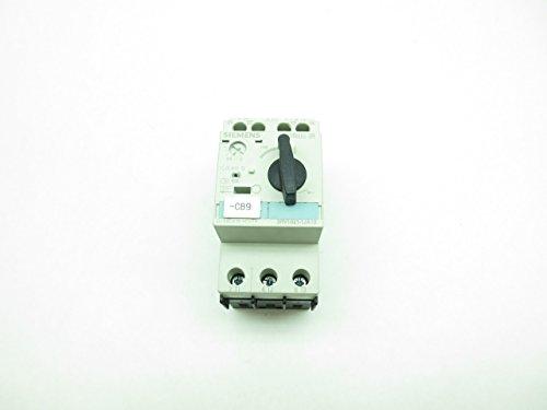 SIEMENS 3RV1021-1JA10 7-10A AMP 3P MANUAL MOTOR STARTER D590336