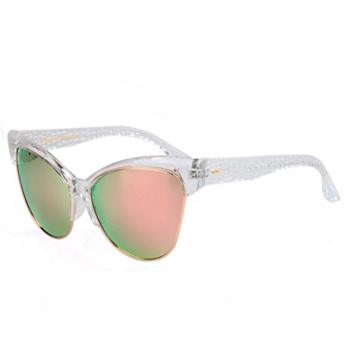KaiSasi Retro Fashion Sexy Cats Eye Sunglasses Women Sunglasses Daren ()