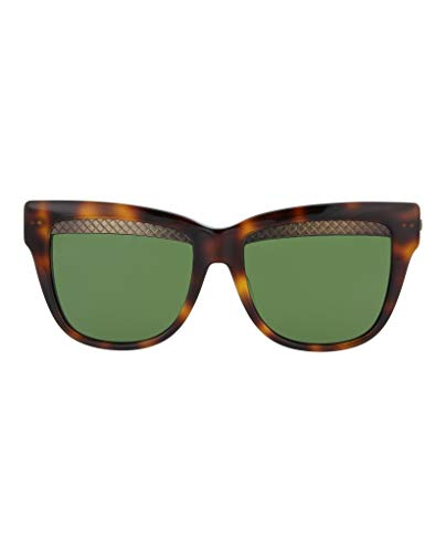 Bottega Veneta Womens Square/Rectangle Sunglasses ()