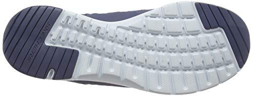 3 Para billow 0 Mujer Skechers Zapatillas Flex Gris Appeal wxfSvRE