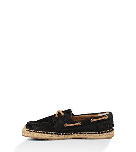 Scales Calf Coris Ugg Black Hair 36 Chaussures qHInw48