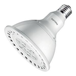 Philips 421214 - 19.5PAR38/END/F25 2700 DIM PAR38 Flood LED Light Bulb