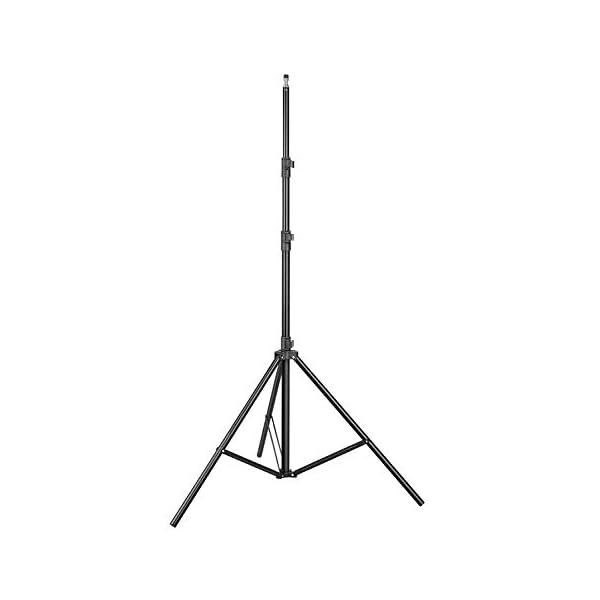 RetinaPix Sonia LS-250 9 Feet Portable Foldable Light Stand for Photography tiktok Video Photo Studio Shooting
