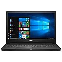 Dell Inspiron 3000 Series 15.6 Notebook, Intel Core i5-7200U Upto 3.1GHz, 8GB DDR4, 256GB SSD, DVD-RW, Webcam, Wifi, Card Reader, HDMI, Windows 10 Home (8GB DDR4 + 256GB SSD)
