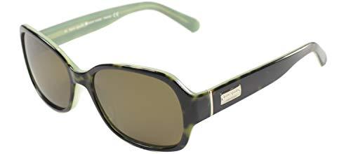 - Kate Spade Women's Akira Polarized Rectangular Sunglasses,Tortoise Mint,54 mm
