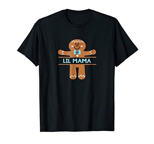 Matching Family Group Christmas 2018 Lil Mama Mom T Shirt