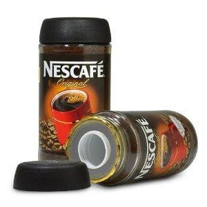 Nescafe Original Diversion Safe Stash