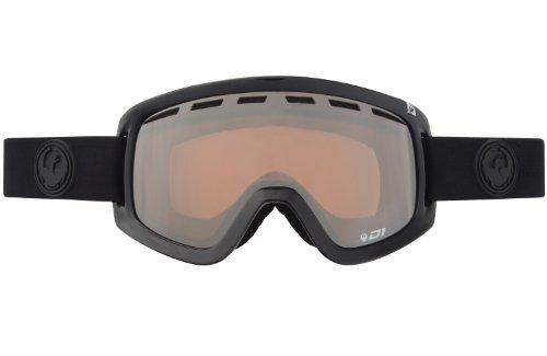 Dragon Alliance D1 Ski Goggles, Murdered/Dark Smoke