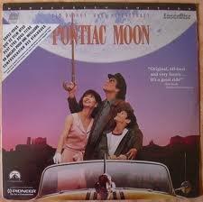Pontiac Moon Laserdisc (NOT DVD) Laser Disc Movie