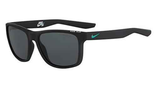 Nike EV0990-061 Flip Sunglasses (Frame Grey Lens), Matte - Nike Mens Sunglasses