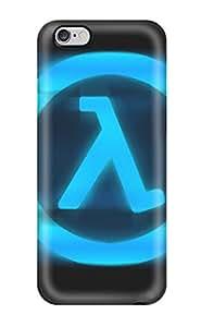 New Premium Flip Case Cover Half Life Skin Case For Iphone 6 Plus