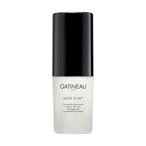 Gatineau White Plan Skin Lightening Eye Contour Concentrate, 0.5 Ounce