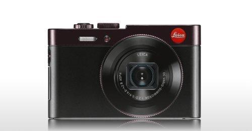 Leica C Typ112 cámara Digital compacta, Color rojo oscuro