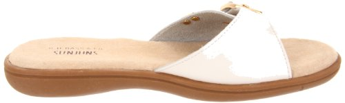 Gh Bass & Co. Womens Safina Sandal Hvit