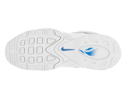 Nike Kids Air Griffey Max 1 (gs) Training Schoen Wit / Wit-blauwe Gloed-mtlc Gld
