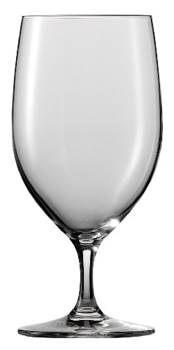 Purpose White Wine Glass (Schott Zwiesel Tritan Crystal Glass Forte Stemware Collection Water/Beverage/All Purpose Glass, 15-Ounce, Set of)