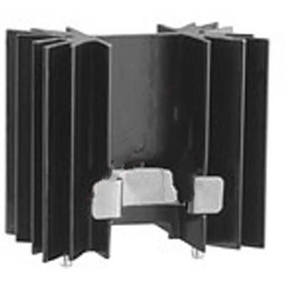 Allied Tools VC5011, Heat Sink, Manual Attachment, For Vertical Mounting With Solderable (Allied Manual)