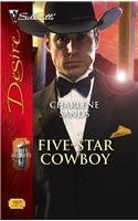 Five Star Cowboy (Suite Secrets #1889)