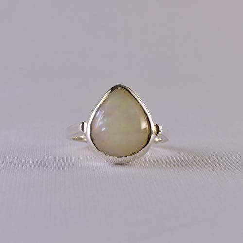 Amazon.com: Opal Ring for women | Hirz Jawad Hirz Javad