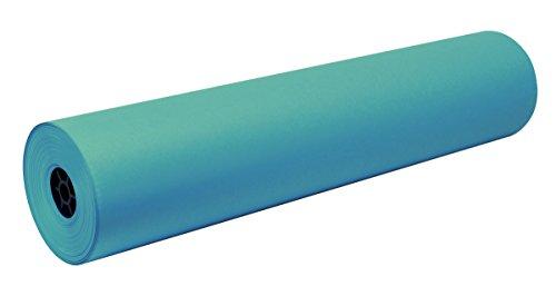 Pacon Decorol Art Paper Roll, 3-Feet by 500-Feet, Sky Blue (100595) by Decorol