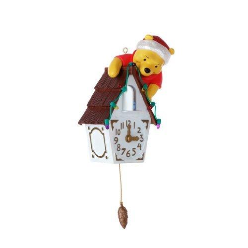 (Hallmark 2012 Keepsake Ornaments QXD1031 Pooh-koo Clock Winnie The Pooh)