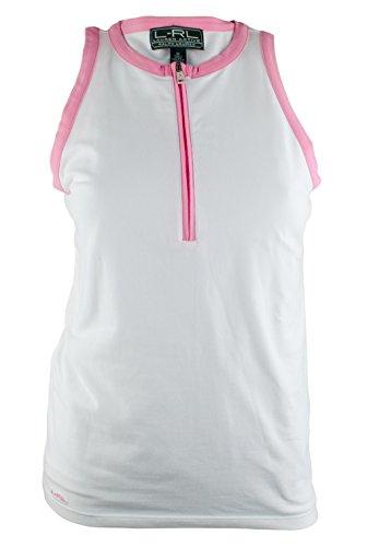 (Ralph Lauren Women's LRL Active Sleeveless Cotton Tank Top)