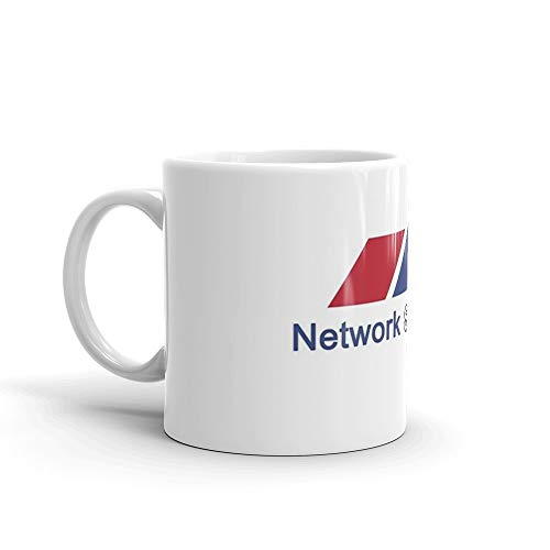 Network Southeast 11 Oz White Ceramic