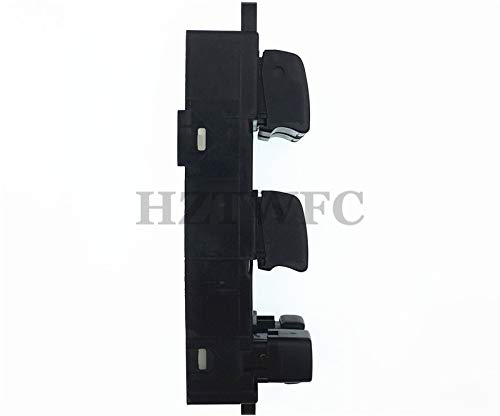 labwork Master Window Control Switch Left Side Fit for Nissan Titan Armada 04-14 25401-ZT10A