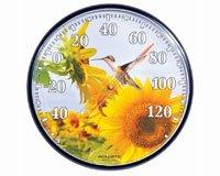 (Accurite ACCURITE01925 Sunflower Hummingbird Thermometer)