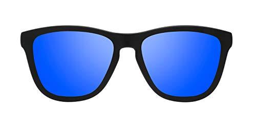 Azul TR18 Gafas Black 60 Sky de Carbon Negro Hawkers Sol One Unisex XvwxI5A