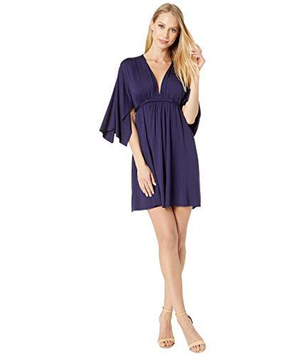 Rachel Pally Women's Mini Caftan Dress Cove Medium