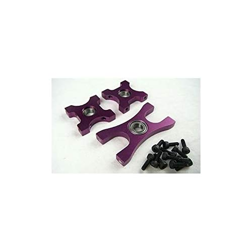 - E-Sky Aluminum CNC Main Shaft Bearing Set for Belt-CP EK5-0444