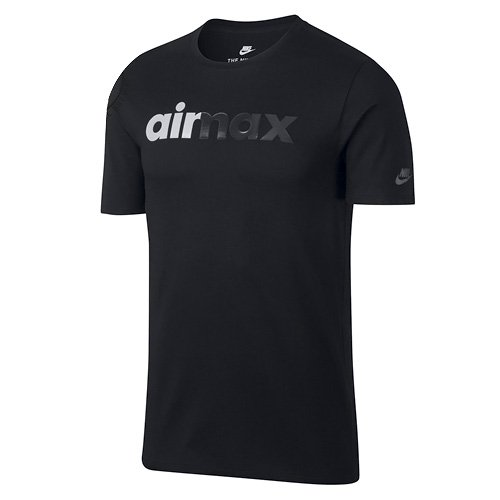 Nike M NSW Hybrid 1, T-Shirt Herren Black Anthracite