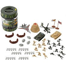 Army Playset in Bucket