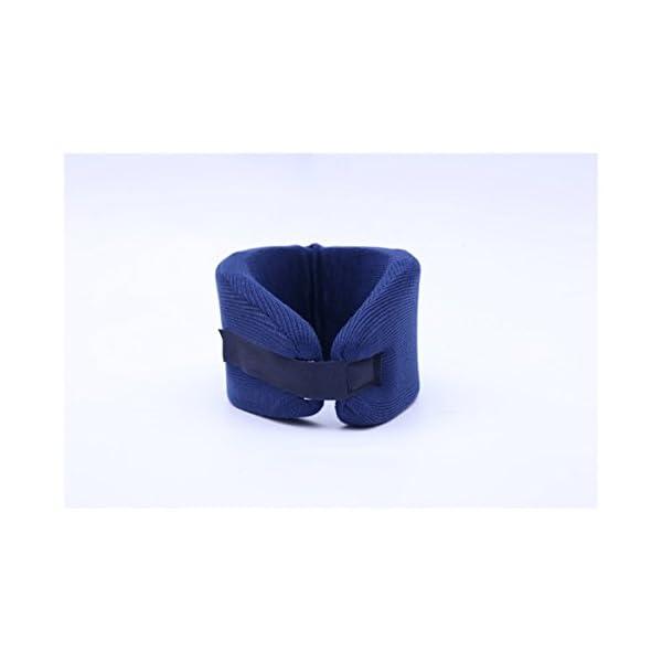 El collarín SUPVOX protege el collarín cervical médico soporte de soporte para la tensión del cuello, hombro, talla m… 6