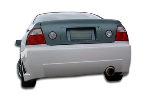 Duraflex Replacement for 1996-1997 Honda Accord B-2 Rear Bumper Cover - 1 Piece