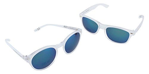 Moet & Chandon Champagne Ice Imperial Sunglasses Couple Pair Summer Set for Woman & Man (2 pcs) Design Style Accessoire