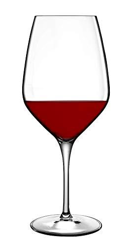 (Luigi Bormioli Atelier Chianti Wine Glass, 18-1/2-Ounce, Set of 6)