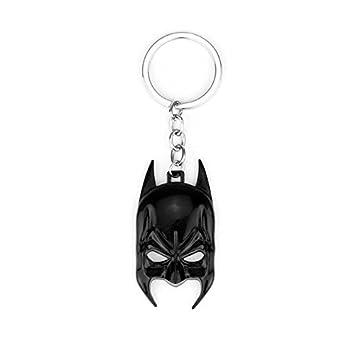 Batman Llavero de Metal Mascara 6 x 3,1 cm: Amazon.es ...