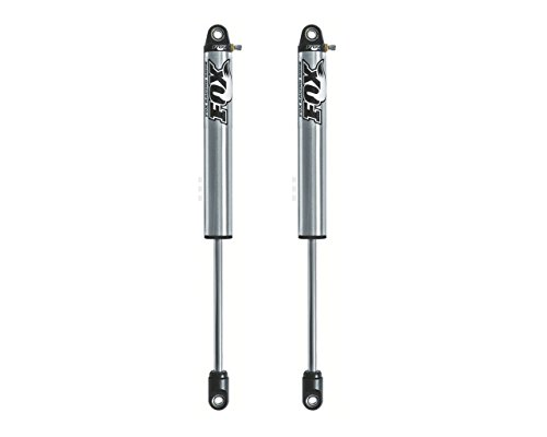 - Fox 2.0 Performance Shock Front Pair 2007-2016 Jeep Wrangler JK