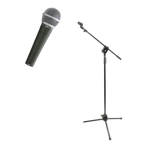 Pyle Mic Stand Package Professional