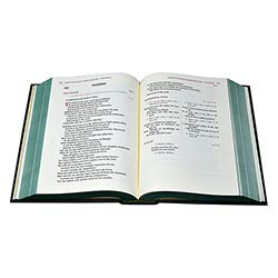 US Gifts Lectionary - Weekday Masses Pulpit Edition Volume 2 - Year 1