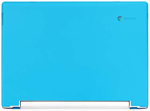mCover Hard Shell Case for Late-2018 11.6″ Lenovo C330 Series Chromebook Laptop (NOT Fitting Lenovo N21 N22 N23 N24 100E 300E 500E Flex 11 Yoga 11e Chromebook) (LEN-C330 Aqua)