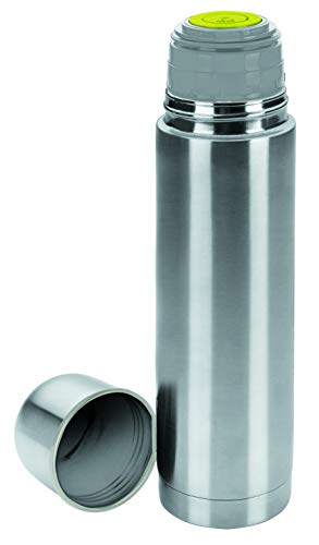 IBILI Termo para liquidos-Acero Inoxidable-Tapon dosificador-Ideal para Transportar el cafe-Capacidad 500 ml