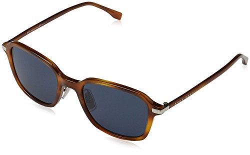 s Rectangular Mm Hugo Havana Sunglasses Light Men's 0874 57 Boss By Black 1qwzIRxXx