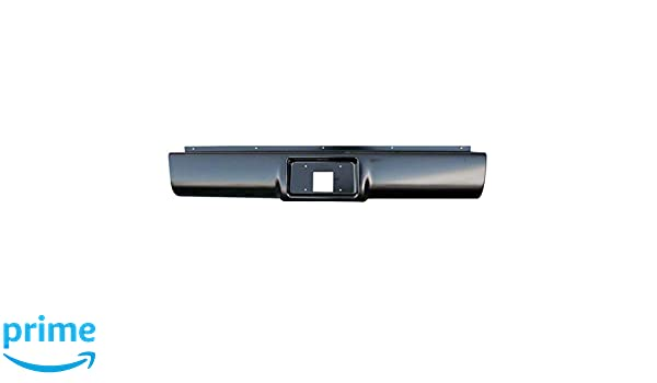 IPCW CWRS-99 Chevrolet Silverado Steel Fleetside Roll Pan with License Plate Hole and Light