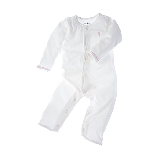 little-pharo-100-extra-long-staple-egyptian-cotton-one-piece-bodysuit-ivory-with-pink-piping-size-0-