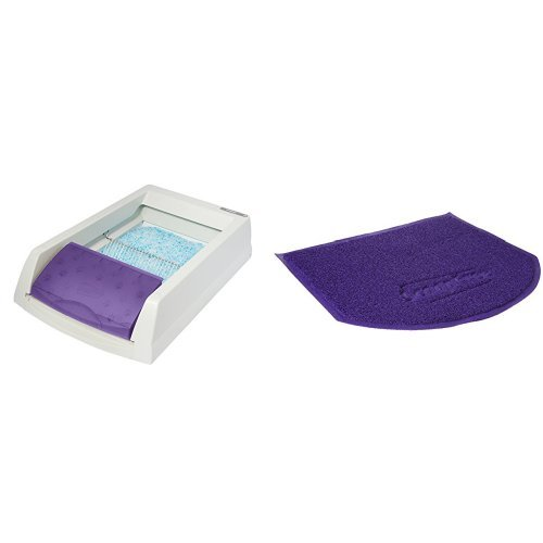 Safe ScoopFree Self Cleaning Litter Box